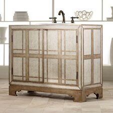 "Designer Series 44"" Victoria Chest Vanity Set"