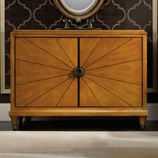 "Designer Series 49"" Asbury Hall Chest Vanity Set"