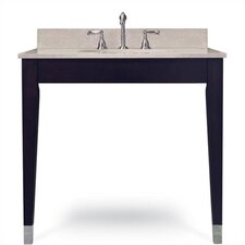 "<strong>Cole & Company</strong> Custom 25"" Collection Clarissa Vanity Set"