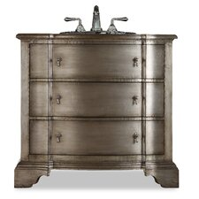 "Buchanan 38.25"" Sink Chest Vanity Set"