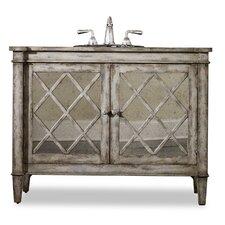 """Designer Series 44"""" Single Kelley Chest Bathroom Vanity Set"""