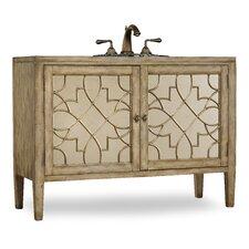 "Designer Series 52"" Single Lindsay Bathroom Vanity Set"