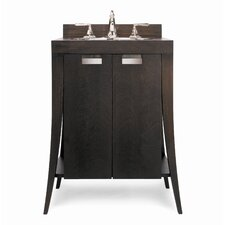 "Designer Series Lily Petite Contemporary 28"" Single Vanity"
