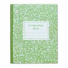 Grade School Ruled Composition Book, 9-3/4 X 7-3/4