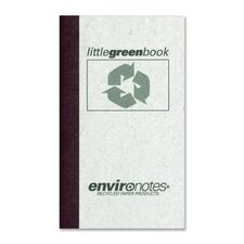 <strong>Roaring Spring Paper Products</strong> Little Green Memo Book (60 Sheet)
