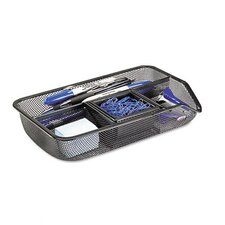 <strong>Rolodex Corporation</strong> Drawer Organizer, Metal Mesh, Black