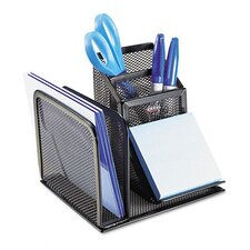 <strong>Rolodex Corporation</strong> Desk Organizer with Pencil Storage