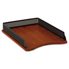 Distinctions Self-Stacking Letter Desk Tray