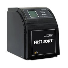 <strong>Royal Sovereign Int'l Inc</strong> Fast Sort Fs-4000 Digital Coin Sorter