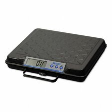 Portable Electronic Utility Bench Scale, 100Lb Capacity