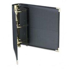 <strong>Samsill Corporation</strong> Classic Collection Ring Binder Portfolio, 8-1/2 x 11, 2in Capacity