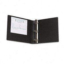 "Top Performance Dxl Locking Binder with Label Holder, 2"" Capacity"