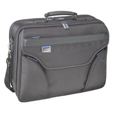 <strong>Samsill Corporation</strong> Microsoft MT Checkpoint Friendly Laptop Briefcase