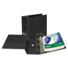 Clean Touch Antimicrobial Round Ring Binder
