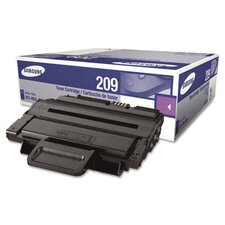MLTD209S Toner, 2000 Page-Yield