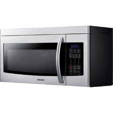 1.7 Cu. Ft. 1000 Watt Over the Range Microwave Oven