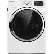7.5 Cu. Ft. Gas Dryer with Steam Drying Technology