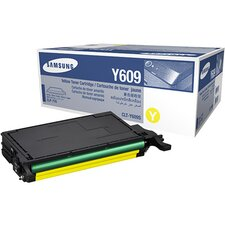 CLTY609S High-Yield Toner, 7,000 Page Yield