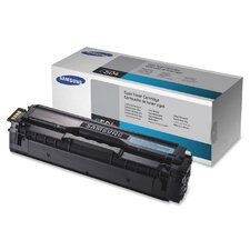 CLTC504S Toner Cartridge, 1800 Page Yield, Cyan