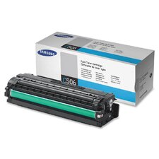 CLTC506S Toner Cartridge, 1500 Page Yield, Cyan