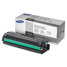 CLTK506S Toner Cartridge, 2000 Page Yield, Black