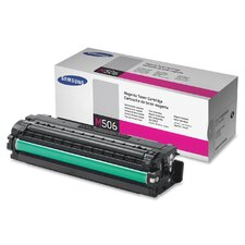 CLTM506S Toner Cartridge, 1500 Page Yield, Magenta