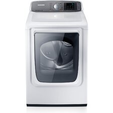 7.4 Cu. Ft. Capacity Electric Front Load Steam Dryer