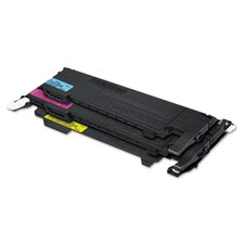 P407C Laser Toner Cartridge, 1000-1500 Page Yield (Set of 4)