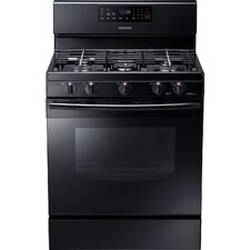 Gas Freestanding Range with Custom Griddle, 5.8 Cu. Ft. Oven and Storage Drawer