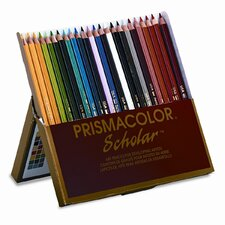 <strong>Sanford Ink Corporation</strong> Prismacolor Scholar Colored Woodcase Pencils, 24/Set