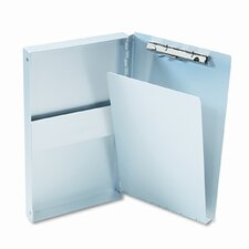 "Snapak Aluminum Forms Folder, 3/8"" Capacity"