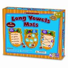 Vowels Mats Kit, Long Vowels