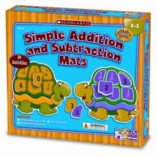 Addition And Subtraction Mats Kit