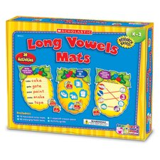 Vowels Mats Kit, Long Vowels