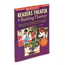 Readers Theater for Building Fluency, Grade 3-6, Softcover, 112 pages