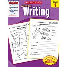 Scholastic Success Writing Gr 1