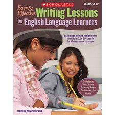 Easy & Effective Writing Lessons