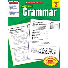 Scholastic Success Grammar Gr 2