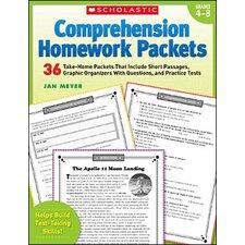 Comprehension Homework Packets