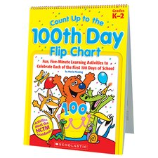 <strong>Scholastic</strong> Count Up To The 100th Day Flip