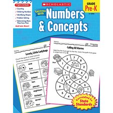 Scholastic Success With Numbers &