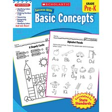 Scholastic Success Basic Concepts
