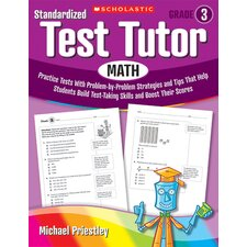 Standardized Test Tutor Math Gr 3