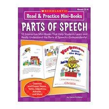Read & Practice Mini-books Parts Of