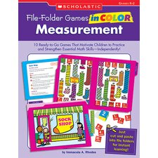 File Folder Games In Color