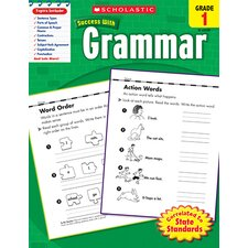Scholastic Success Grammar Gr 1