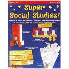Super Social Studies Gr 4-8