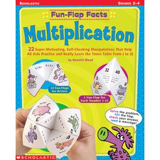 Fun-flap Facts Multiplication