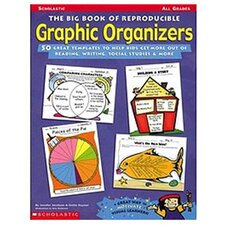 <strong>Scholastic</strong> The Big Book Of Graphic Organizers