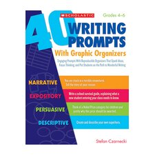 40 Writing Prompts With Graphic